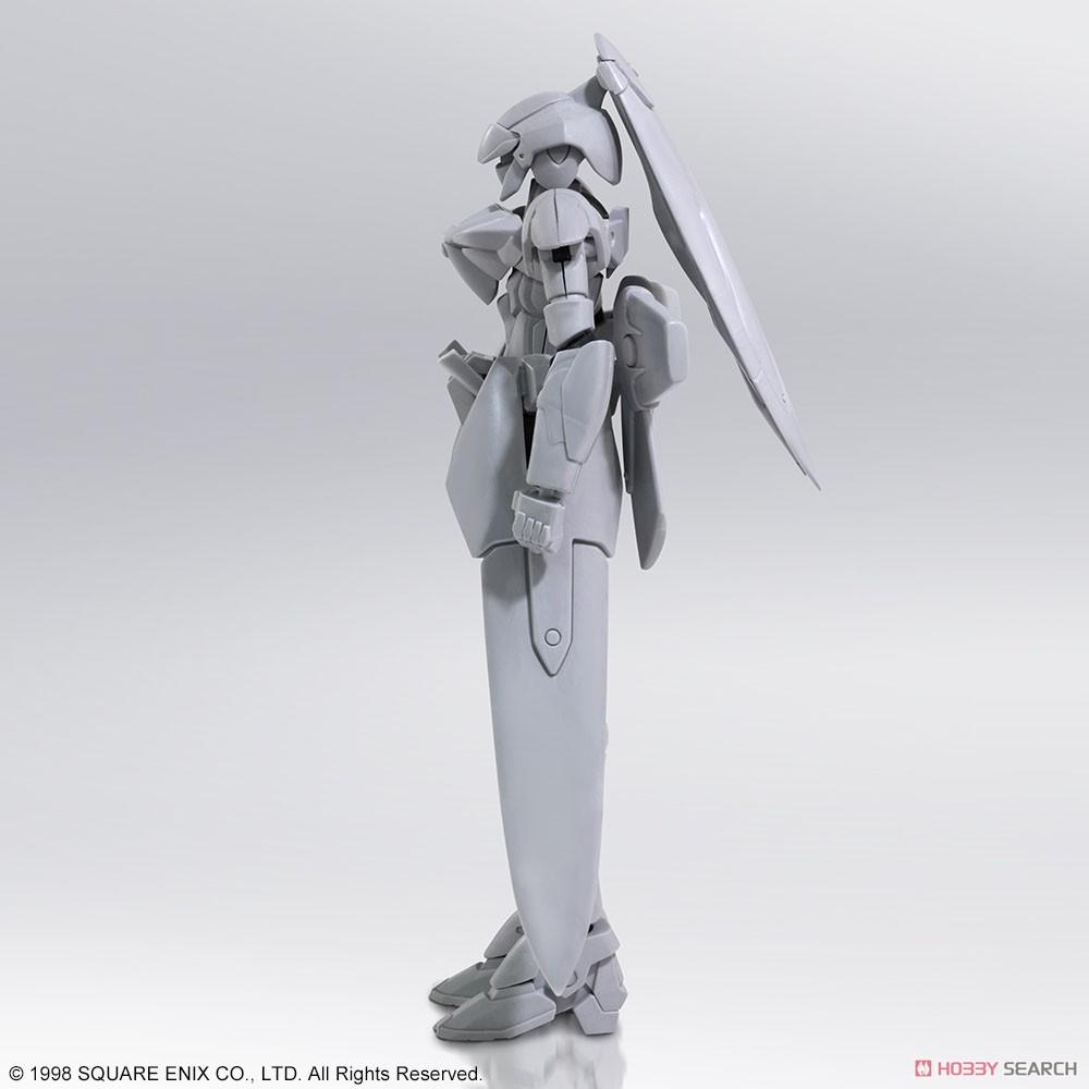 Xenogears『ゼノギアス ストラクチャーアーツ Vol.1』1/144 プラモデル 全4種BOX-009