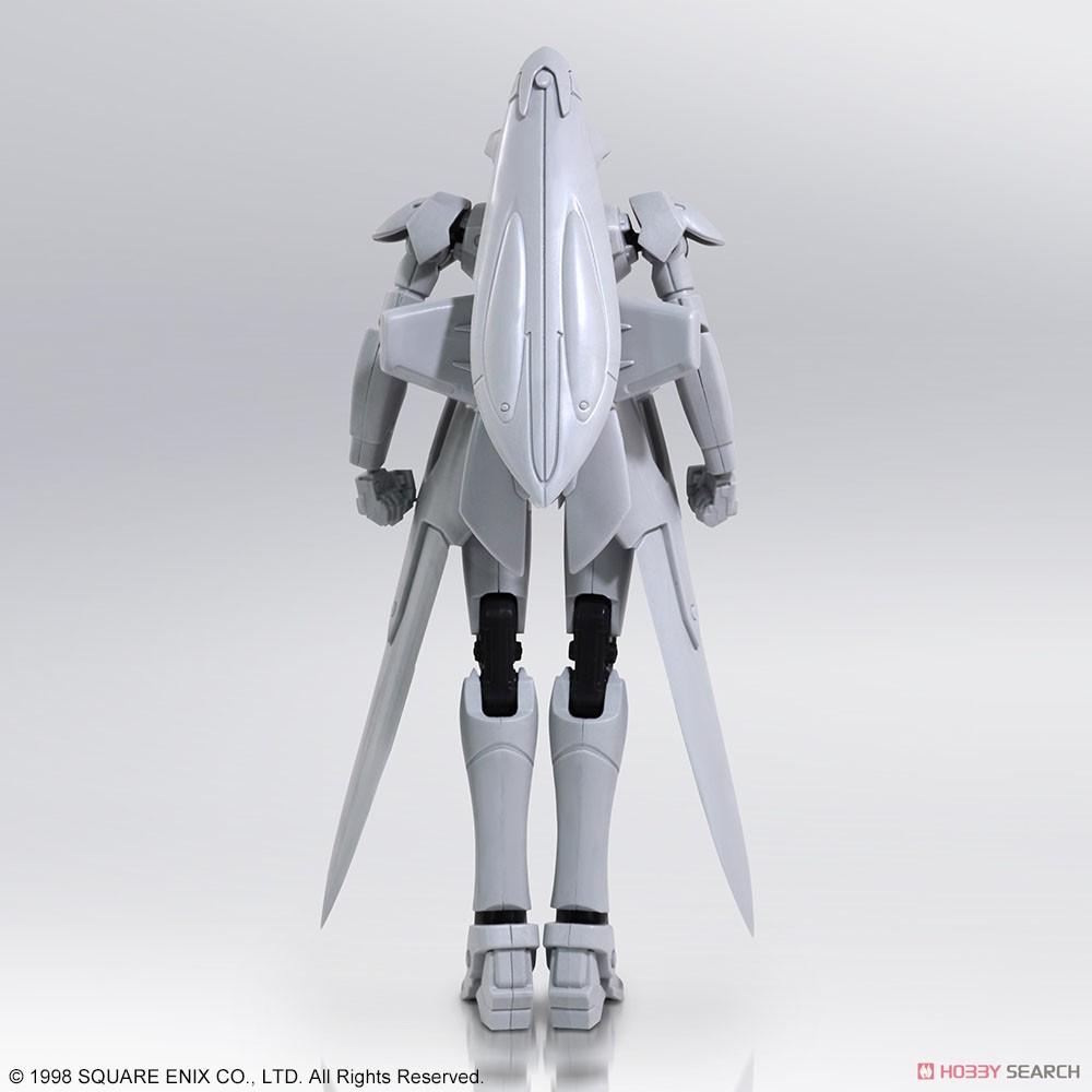Xenogears『ゼノギアス ストラクチャーアーツ Vol.1』1/144 プラモデル 全4種BOX-010