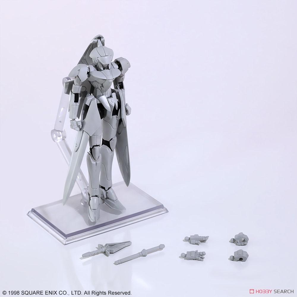 Xenogears『ゼノギアス ストラクチャーアーツ Vol.1』1/144 プラモデル 全4種BOX-011