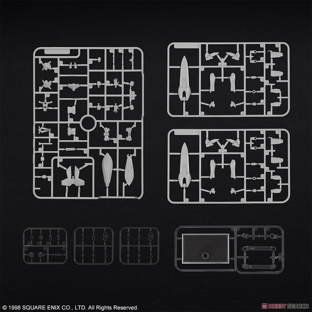 Xenogears『ゼノギアス ストラクチャーアーツ Vol.1』1/144 プラモデル 全4種BOX-012