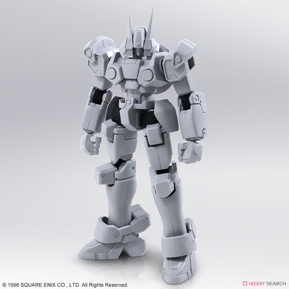 Xenogears『ゼノギアス ストラクチャーアーツ Vol.1』1/144 プラモデル 全4種BOX-013