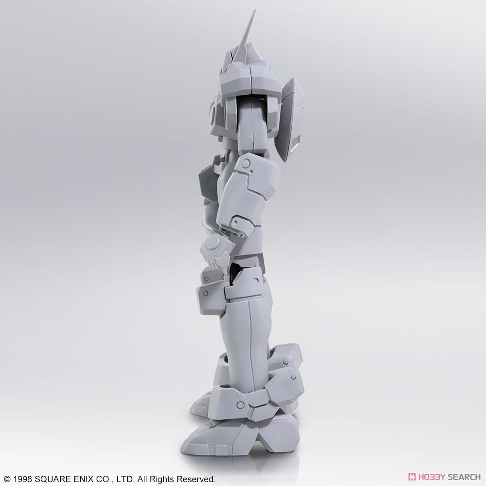 Xenogears『ゼノギアス ストラクチャーアーツ Vol.1』1/144 プラモデル 全4種BOX-015