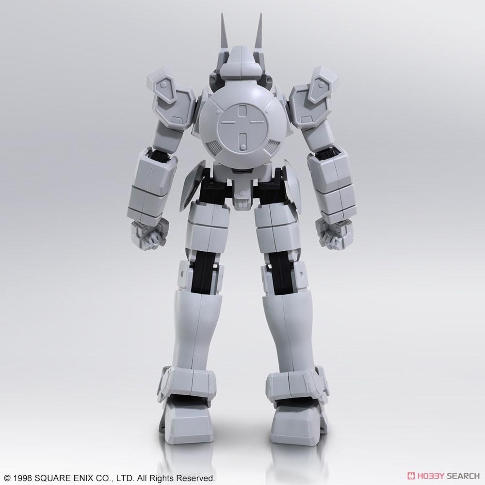 Xenogears『ゼノギアス ストラクチャーアーツ Vol.1』1/144 プラモデル 全4種BOX-016