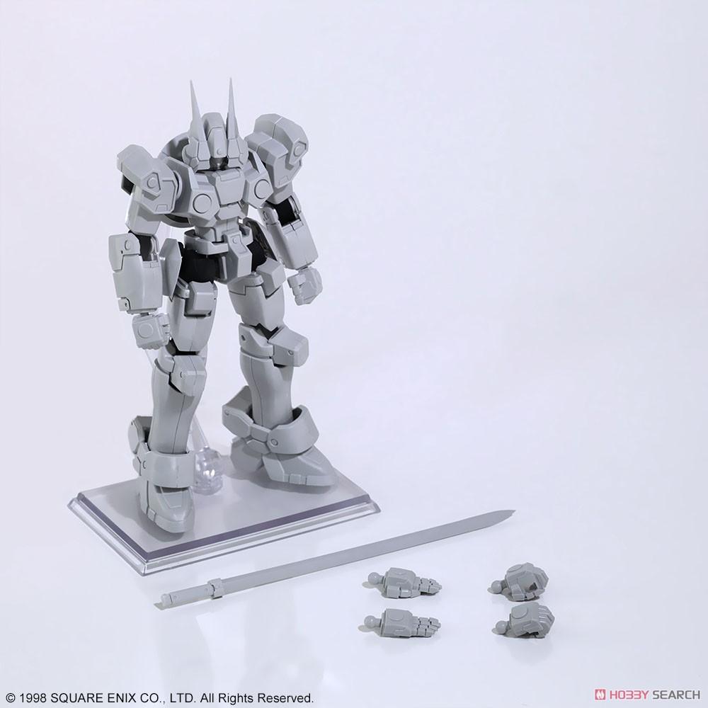 Xenogears『ゼノギアス ストラクチャーアーツ Vol.1』1/144 プラモデル 全4種BOX-017