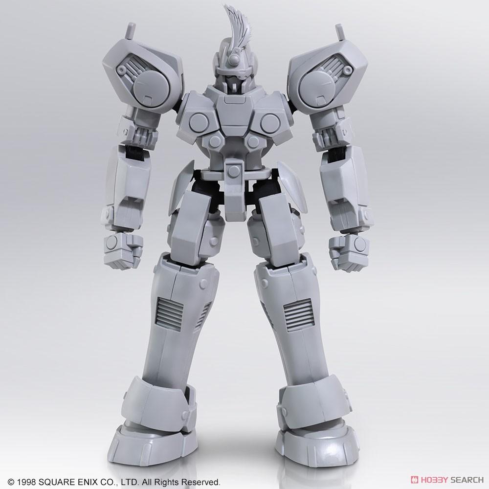 Xenogears『ゼノギアス ストラクチャーアーツ Vol.1』1/144 プラモデル 全4種BOX-020
