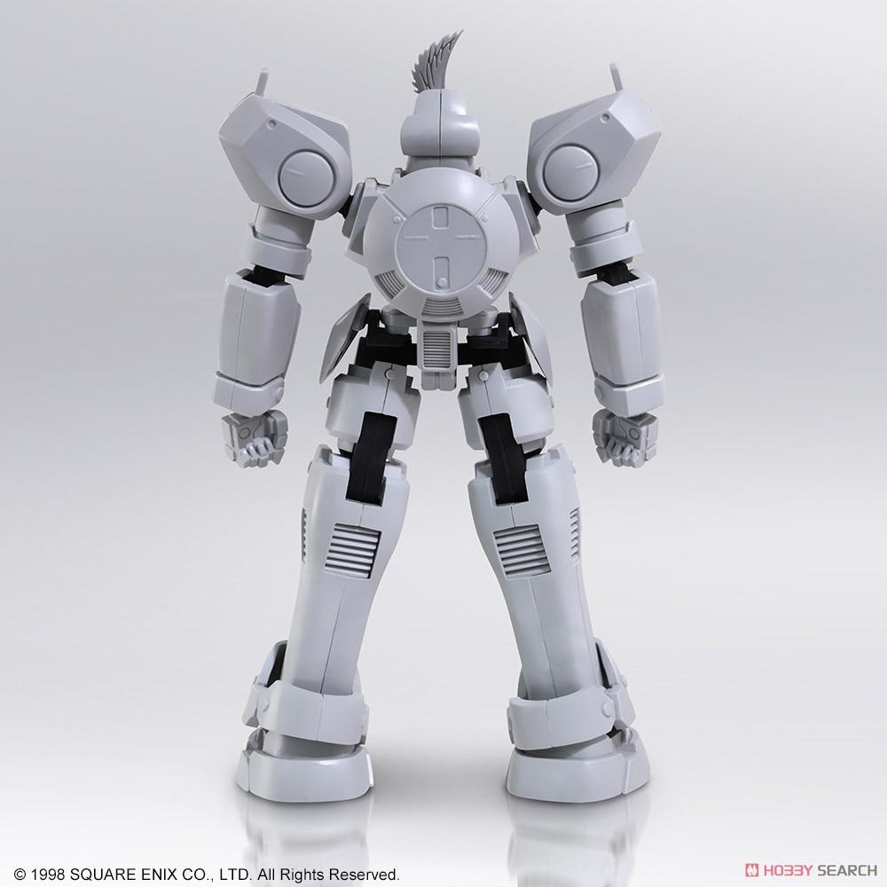 Xenogears『ゼノギアス ストラクチャーアーツ Vol.1』1/144 プラモデル 全4種BOX-022