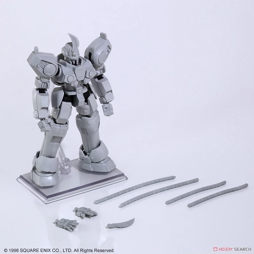 Xenogears『ゼノギアス ストラクチャーアーツ Vol.1』1/144 プラモデル 全4種BOX-023