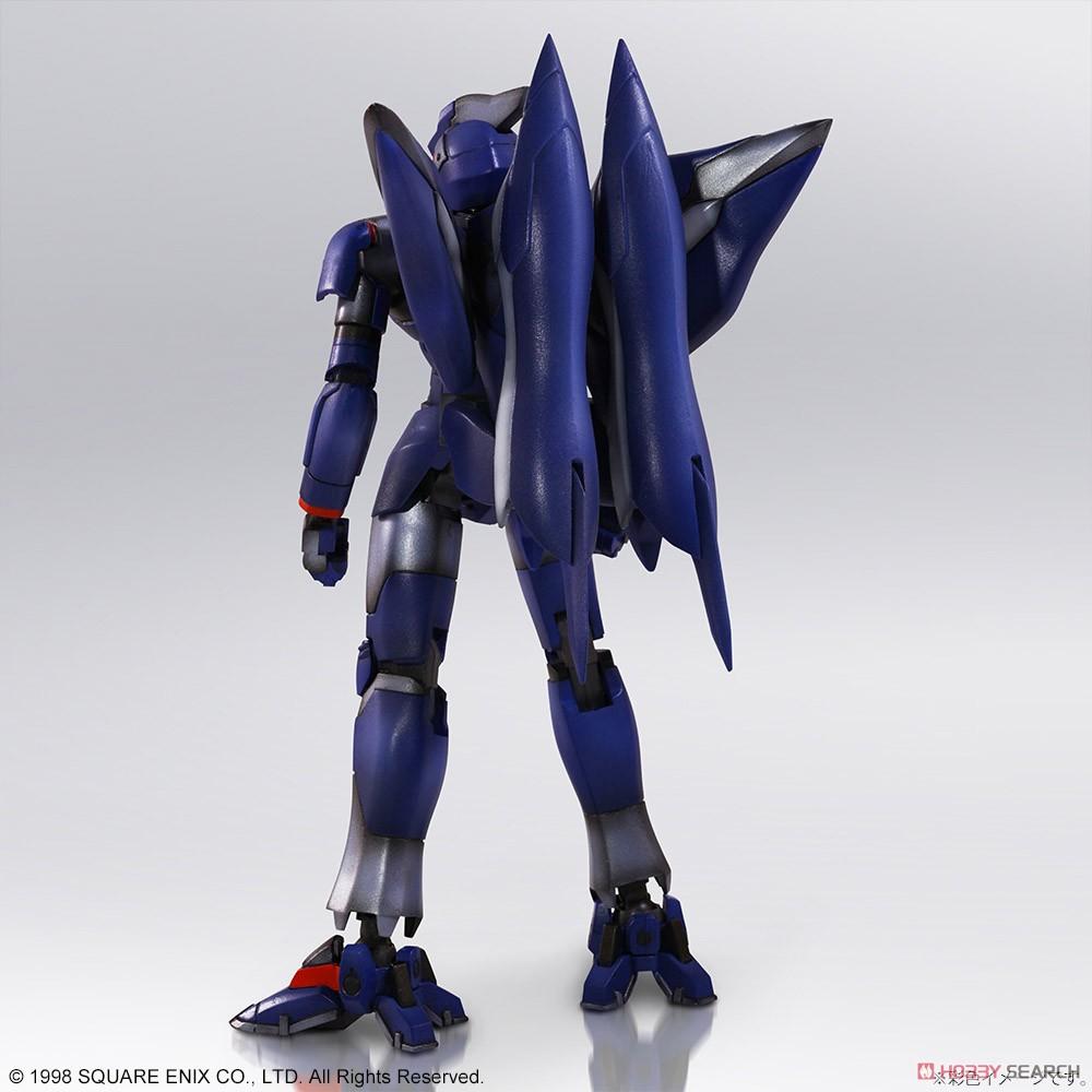 Xenogears『ゼノギアス ストラクチャーアーツ Vol.1』1/144 プラモデル 全4種BOX-027