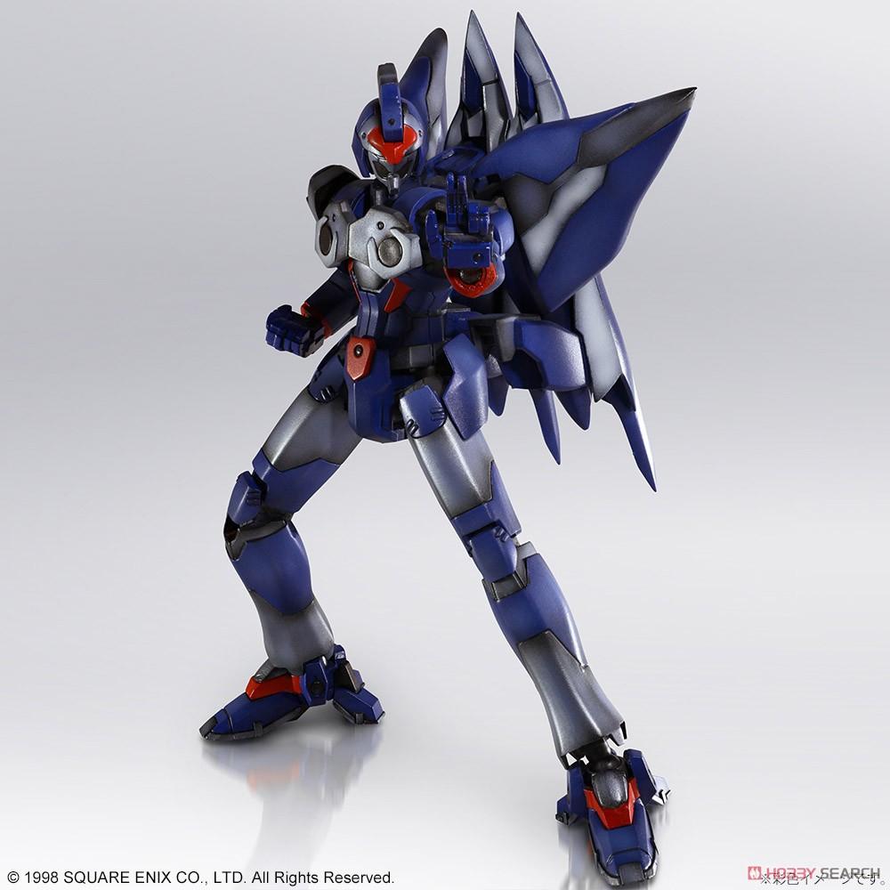 Xenogears『ゼノギアス ストラクチャーアーツ Vol.1』1/144 プラモデル 全4種BOX-028