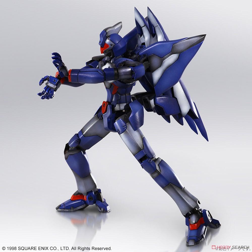 Xenogears『ゼノギアス ストラクチャーアーツ Vol.1』1/144 プラモデル 全4種BOX-029