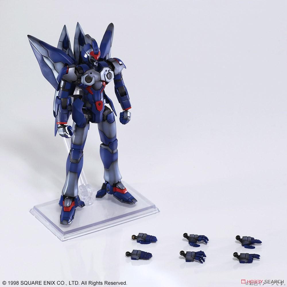 Xenogears『ゼノギアス ストラクチャーアーツ Vol.1』1/144 プラモデル 全4種BOX-030