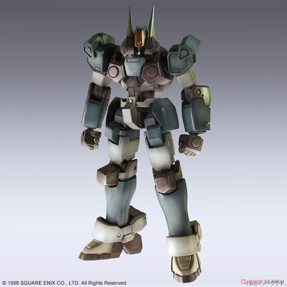 Xenogears『ゼノギアス ストラクチャーアーツ Vol.1』1/144 プラモデル 全4種BOX-036