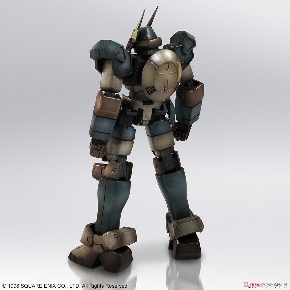 Xenogears『ゼノギアス ストラクチャーアーツ Vol.1』1/144 プラモデル 全4種BOX-037