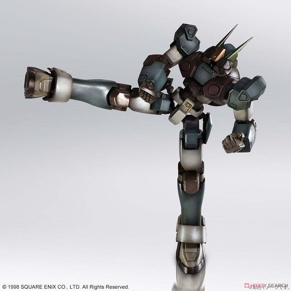 Xenogears『ゼノギアス ストラクチャーアーツ Vol.1』1/144 プラモデル 全4種BOX-038
