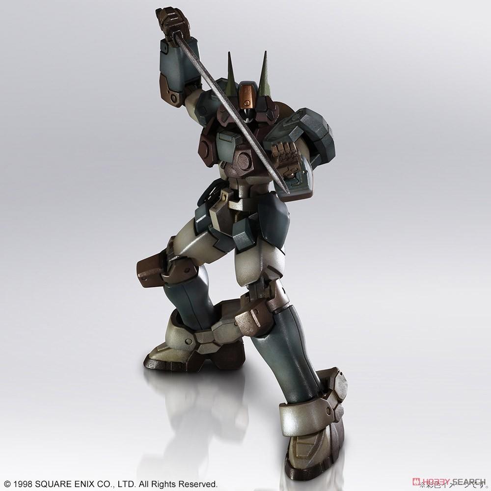 Xenogears『ゼノギアス ストラクチャーアーツ Vol.1』1/144 プラモデル 全4種BOX-039