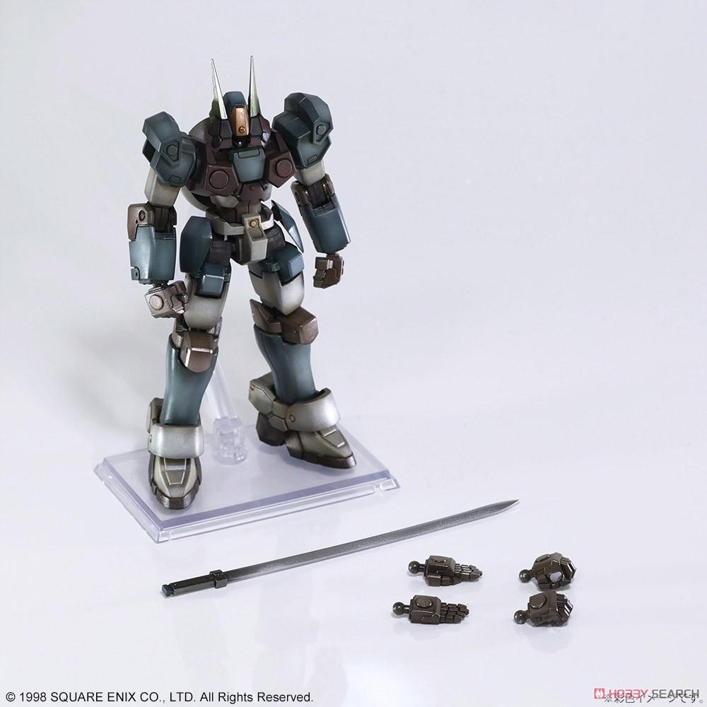 Xenogears『ゼノギアス ストラクチャーアーツ Vol.1』1/144 プラモデル 全4種BOX-040