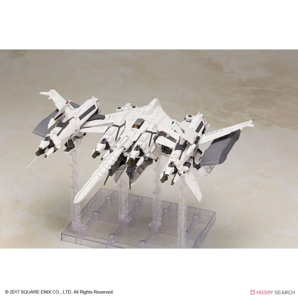 【再販】ニーア オートマタ『飛行ユニット Ho229 Type-B & 2B(ヨルハ二号B型)』プラスチックモデルキット-007