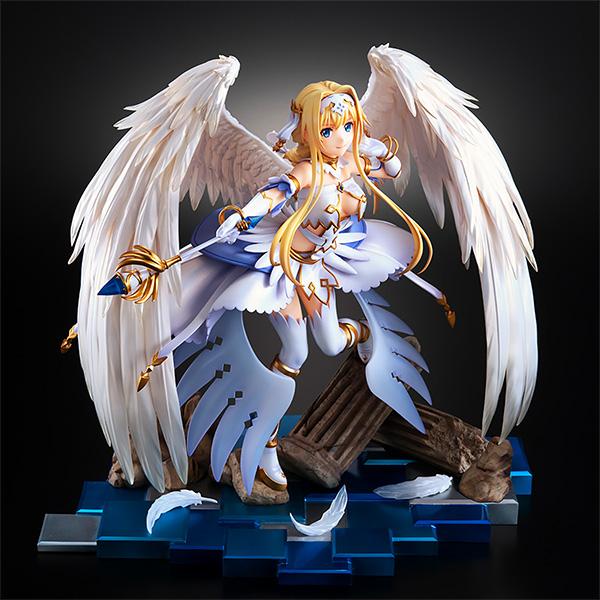 【限定販売】ソードアート・オンライン『アリス -光輝の天使Ver-』1/7 完成品フィギュア