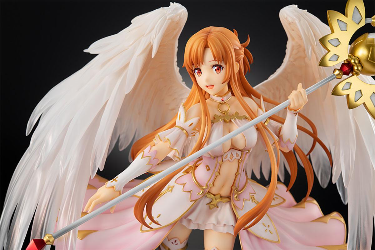 【限定販売】ソードアート・オンライン『アスナ -癒しの天使Ver-』1/7 完成品フィギュア-003