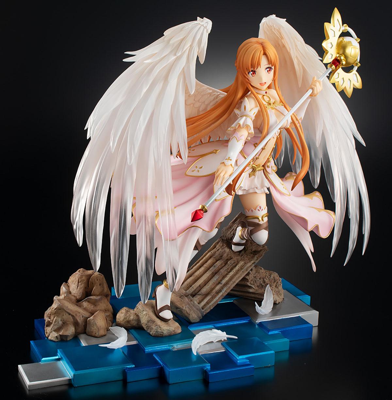 【限定販売】ソードアート・オンライン『アスナ -癒しの天使Ver-』1/7 完成品フィギュア-004