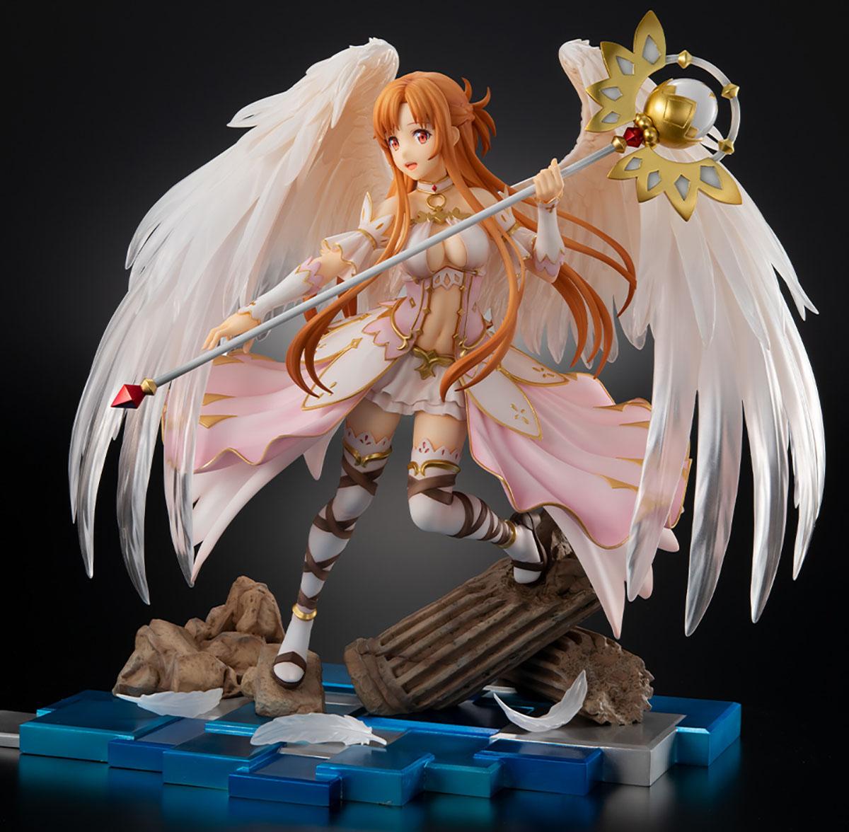 【限定販売】ソードアート・オンライン『アスナ -癒しの天使Ver-』1/7 完成品フィギュア-005