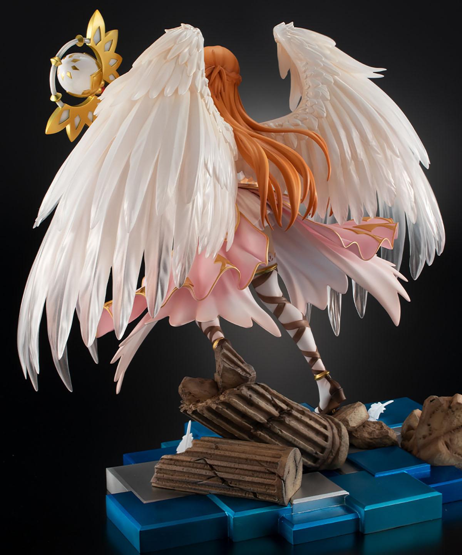 【限定販売】ソードアート・オンライン『アスナ -癒しの天使Ver-』1/7 完成品フィギュア-009