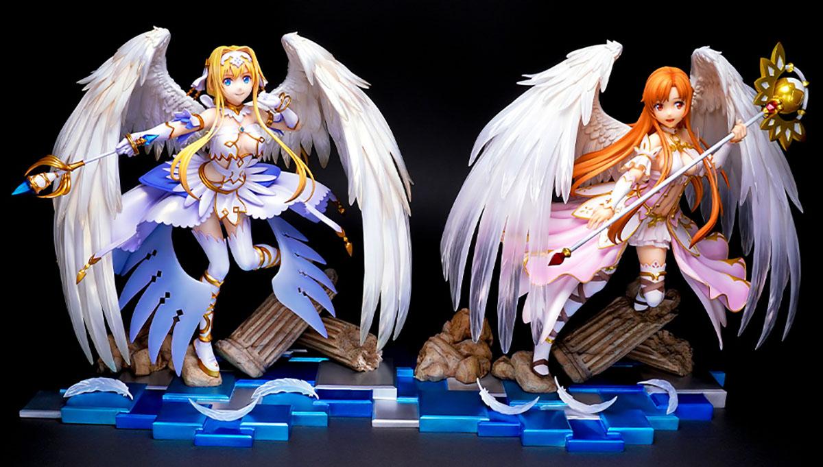 【限定販売】ソードアート・オンライン『アスナ -癒しの天使Ver-』1/7 完成品フィギュア-013