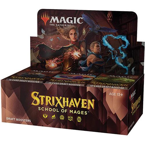 【英語版】MTG『ストリクスヘイヴン:魔法学院[ドラフト・ブースター]英語版』36パック入りBOX