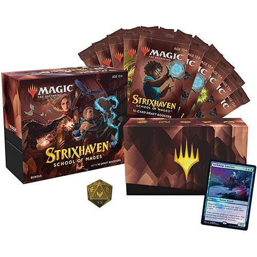 【英語版】MTG『ストリクスヘイヴン:魔法学院[Bundle]英語版』1個