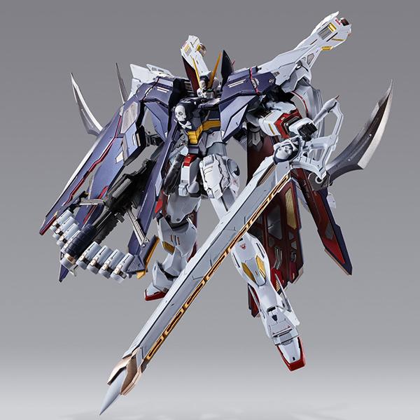 METAL BUILD『クロスボーン・ガンダムX1 フルクロス』機動戦士クロスボーン・ガンダム 可動フィギュア