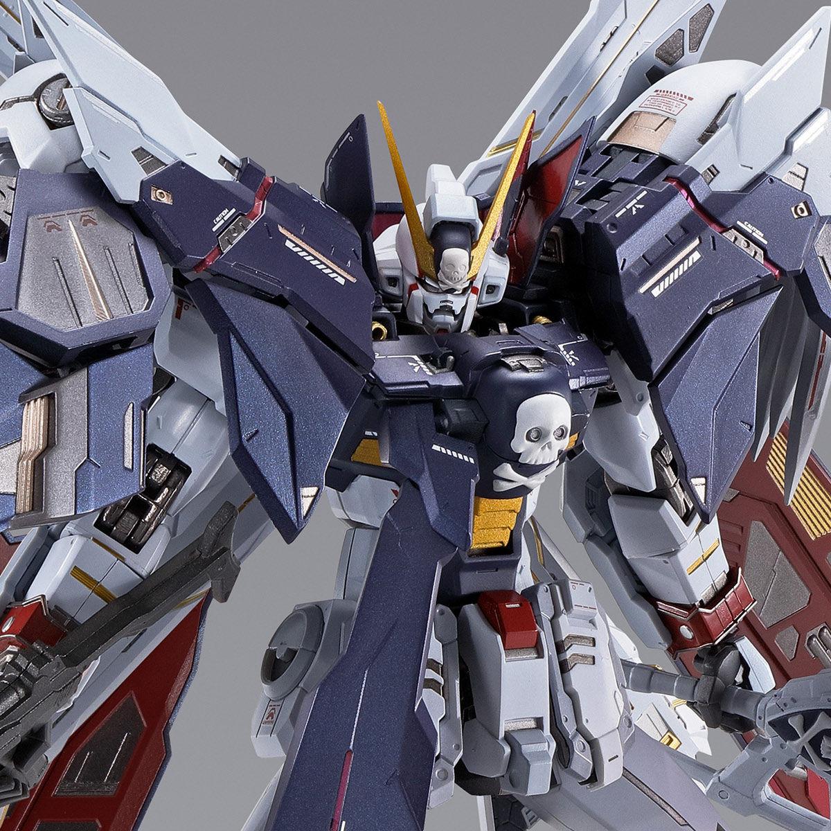 METAL BUILD『クロスボーン・ガンダムX1 フルクロス』機動戦士クロスボーン・ガンダム 可動フィギュア-001