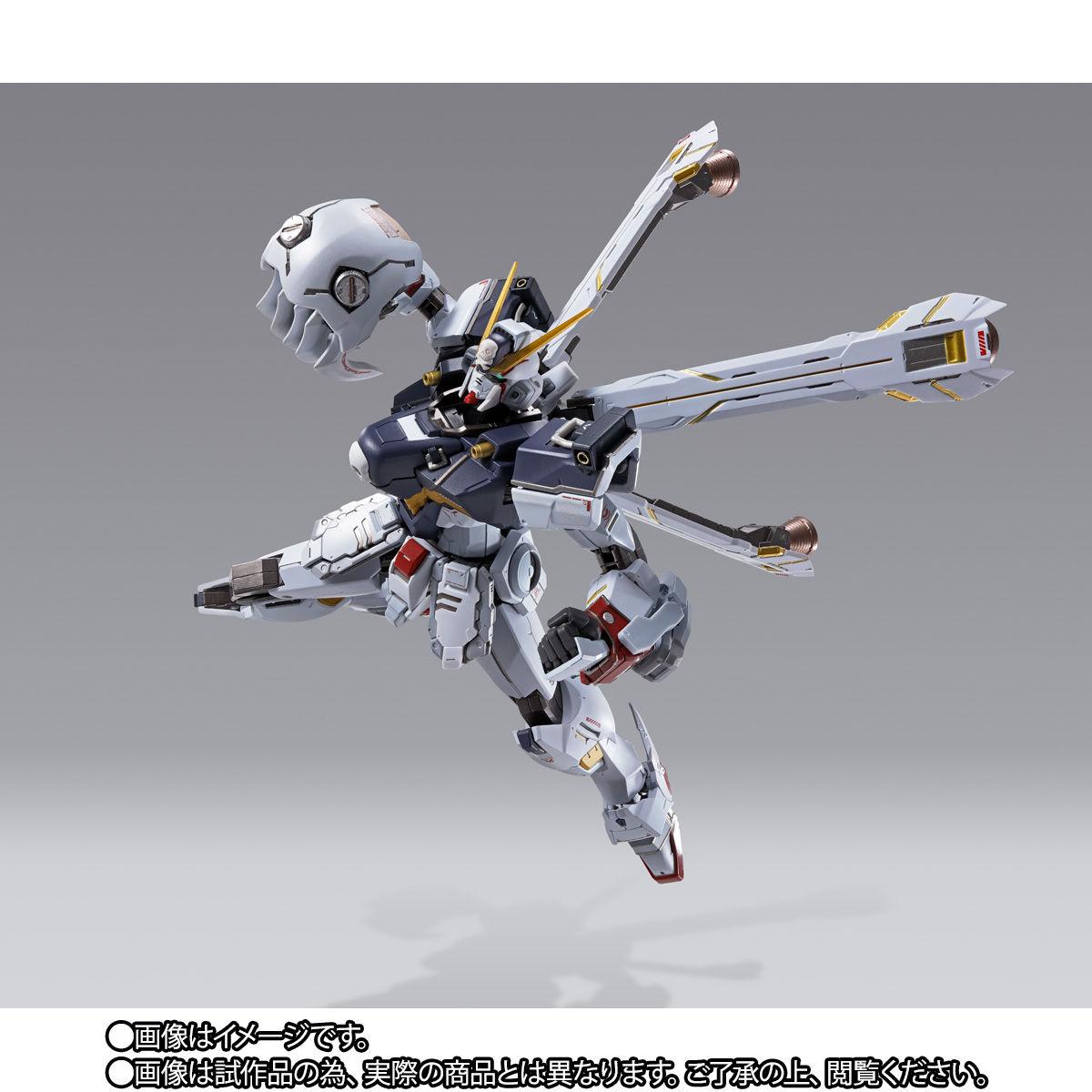 METAL BUILD『クロスボーン・ガンダムX1 フルクロス』機動戦士クロスボーン・ガンダム 可動フィギュア-003