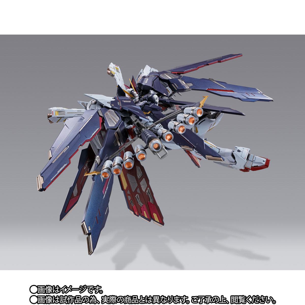 METAL BUILD『クロスボーン・ガンダムX1 フルクロス』機動戦士クロスボーン・ガンダム 可動フィギュア-006