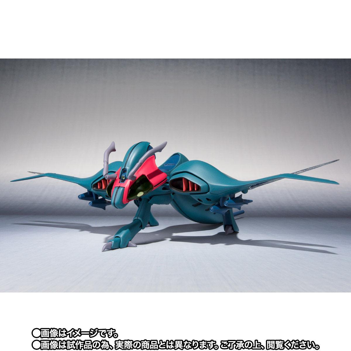【限定販売】ROBOT魂〈SIDE AB〉『バラウ』可動フィギュア-004