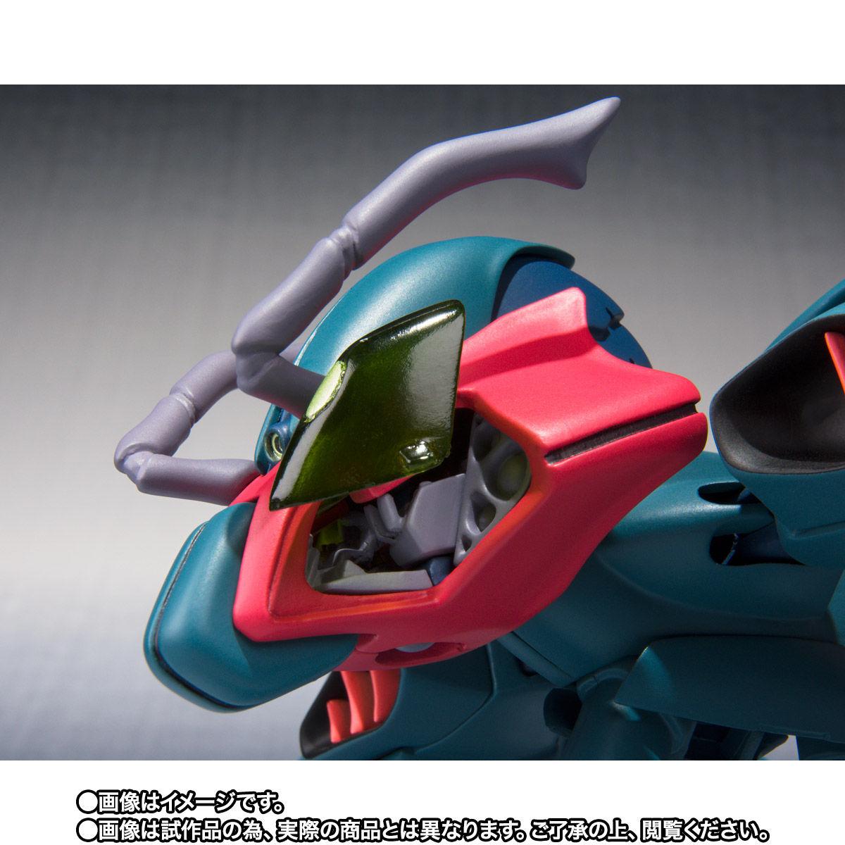 【限定販売】ROBOT魂〈SIDE AB〉『バラウ』可動フィギュア-005