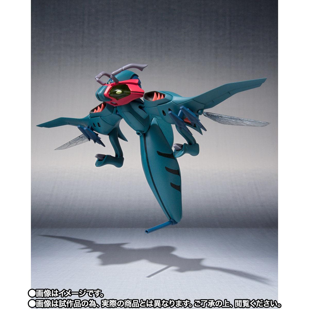 【限定販売】ROBOT魂〈SIDE AB〉『バラウ』可動フィギュア-006