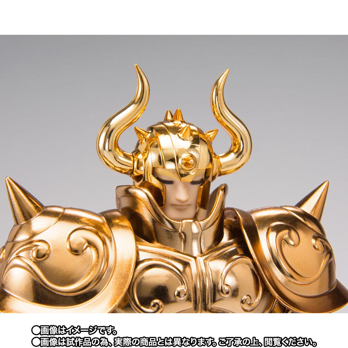 【限定販売】聖闘士聖衣神話EX『タウラスアルデバラン ~ORIGINAL COLOR EDITION~』可動フィギュア-006