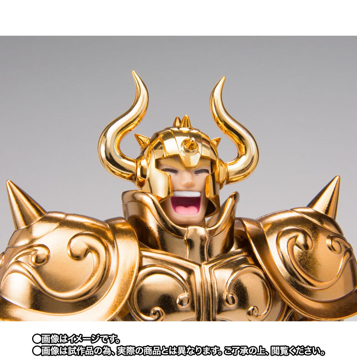 【限定販売】聖闘士聖衣神話EX『タウラスアルデバラン ~ORIGINAL COLOR EDITION~』可動フィギュア-007