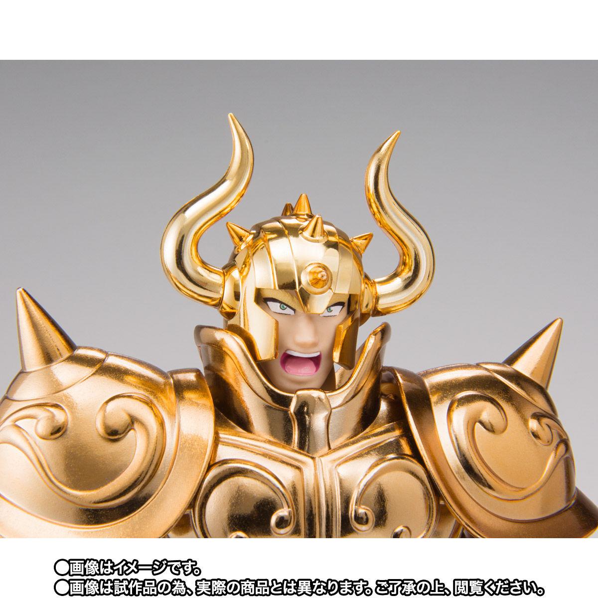 【限定販売】聖闘士聖衣神話EX『タウラスアルデバラン ~ORIGINAL COLOR EDITION~』可動フィギュア-008