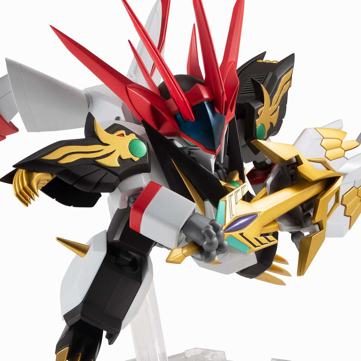 NXEDGE STYLE[MASHIN UNIT]『白虎丸』魔神英雄伝ワタル 可動フィギュア-001