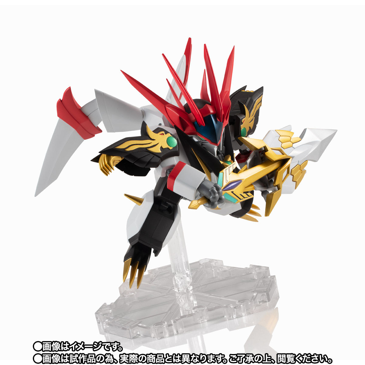 NXEDGE STYLE[MASHIN UNIT]『白虎丸』魔神英雄伝ワタル 可動フィギュア-002