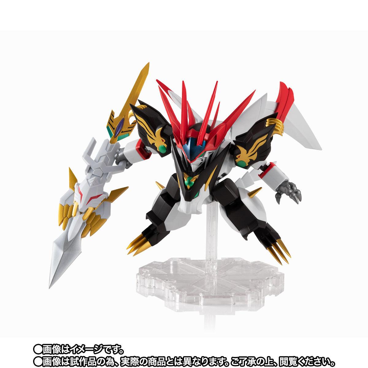 NXEDGE STYLE[MASHIN UNIT]『白虎丸』魔神英雄伝ワタル 可動フィギュア-003