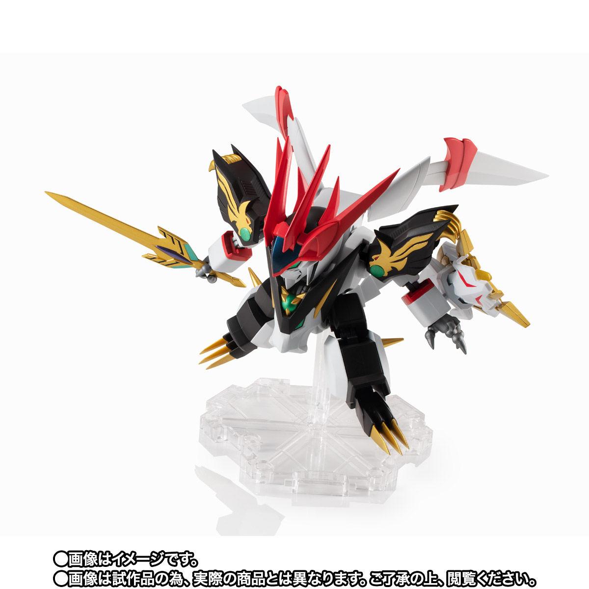 NXEDGE STYLE[MASHIN UNIT]『白虎丸』魔神英雄伝ワタル 可動フィギュア-005