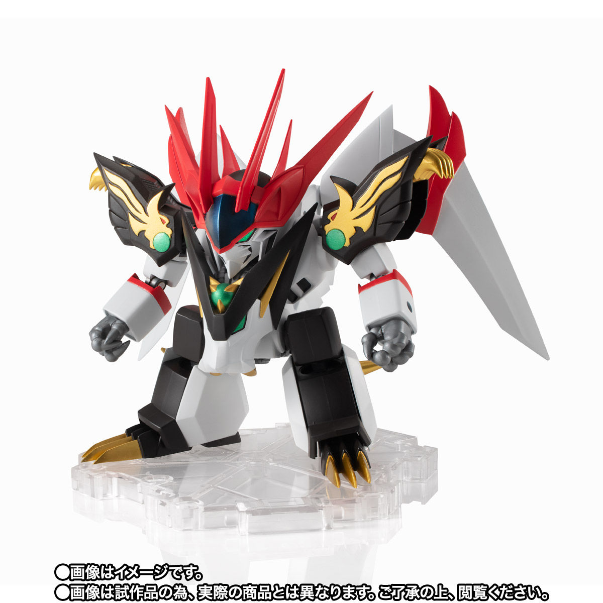 NXEDGE STYLE[MASHIN UNIT]『白虎丸』魔神英雄伝ワタル 可動フィギュア-006
