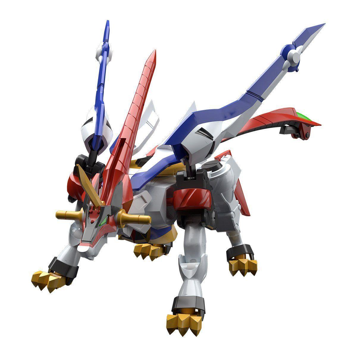 【限定販売】【食玩】スーパーミニプラ『超獣王 輝刃』GEAR戦士電童 プラモデル-001