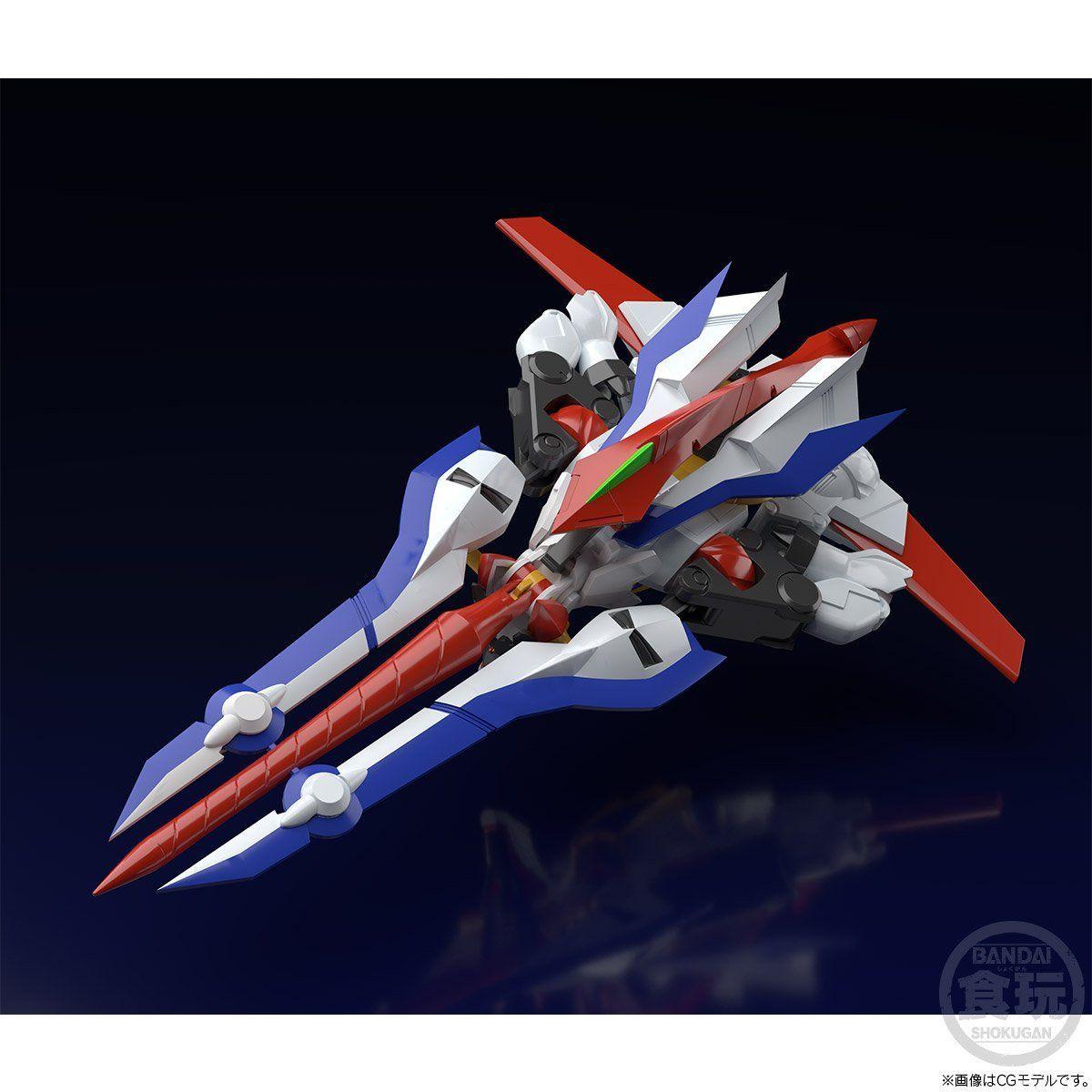 【限定販売】【食玩】スーパーミニプラ『超獣王 輝刃』GEAR戦士電童 プラモデル-007