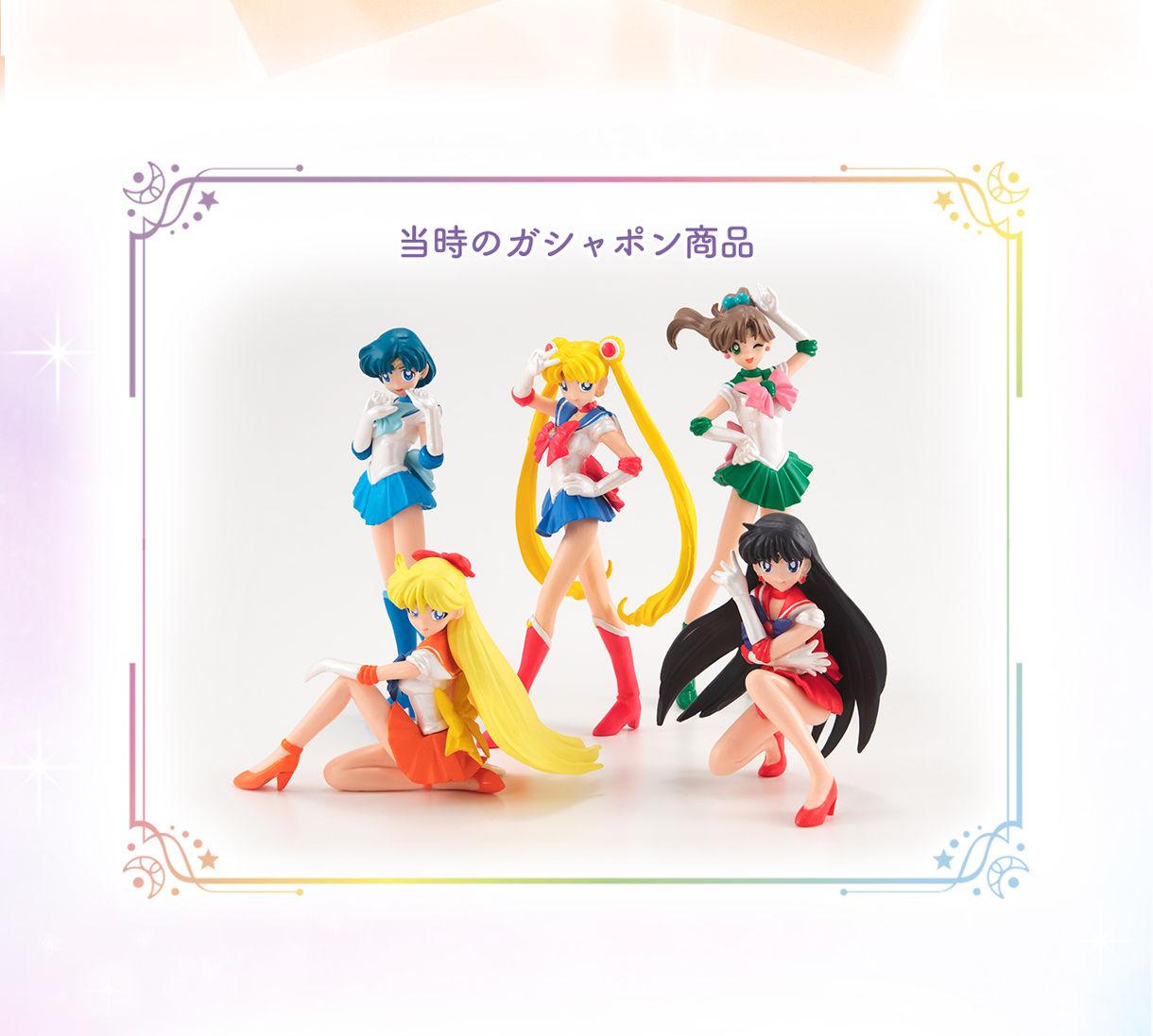 【限定販売】HGシリーズ『HGIF美少女戦士セーラームーン プレミアムコレクション』完成品フィギュア-002