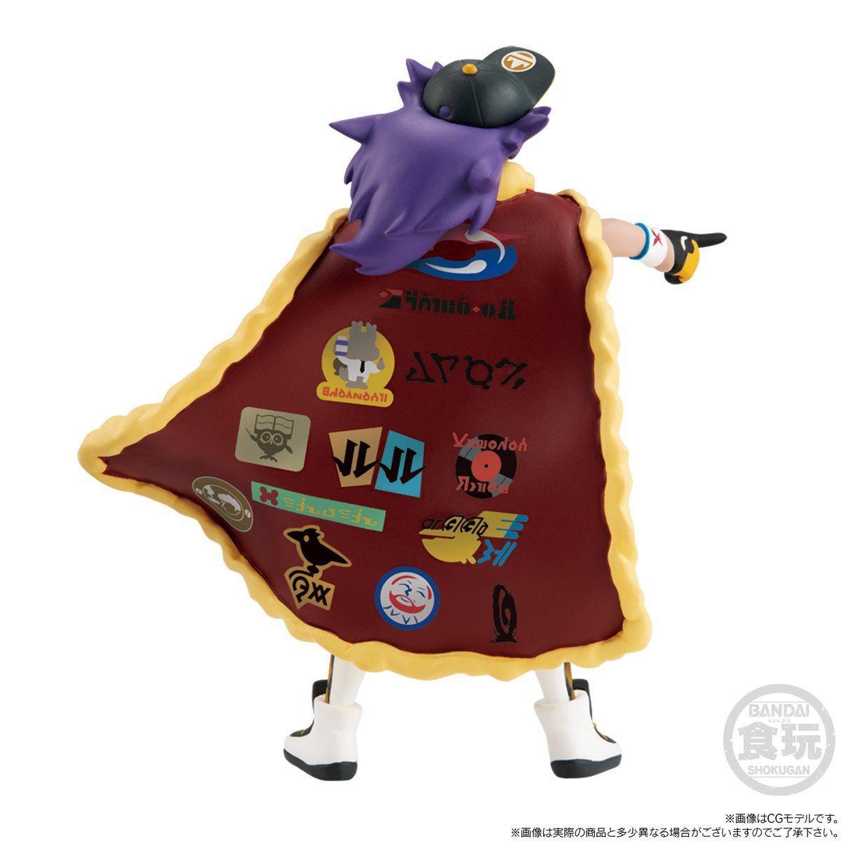 【限定販売】【食玩】ポケモンスケールワールド ガラル地方『ダンデ&ドラパルト』セット-005