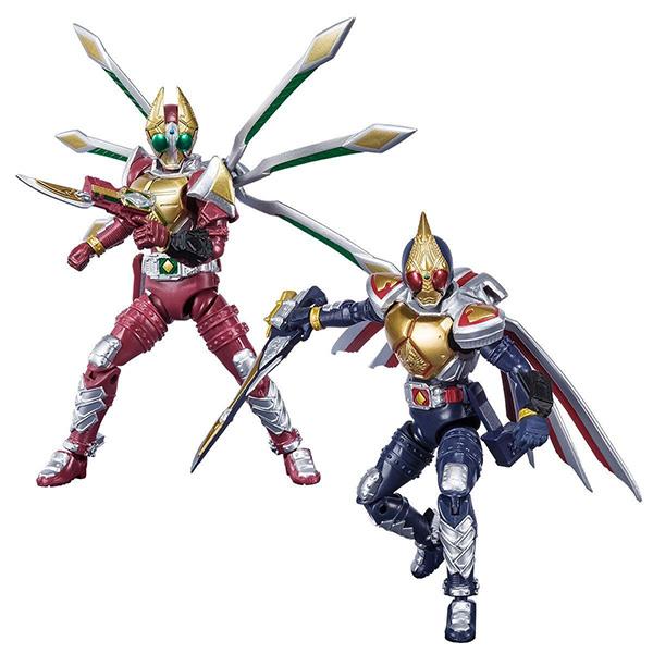 【限定販売】【食玩】SHODO-X『仮面ライダー剣 ジャックフォームセット』可動フィギュア