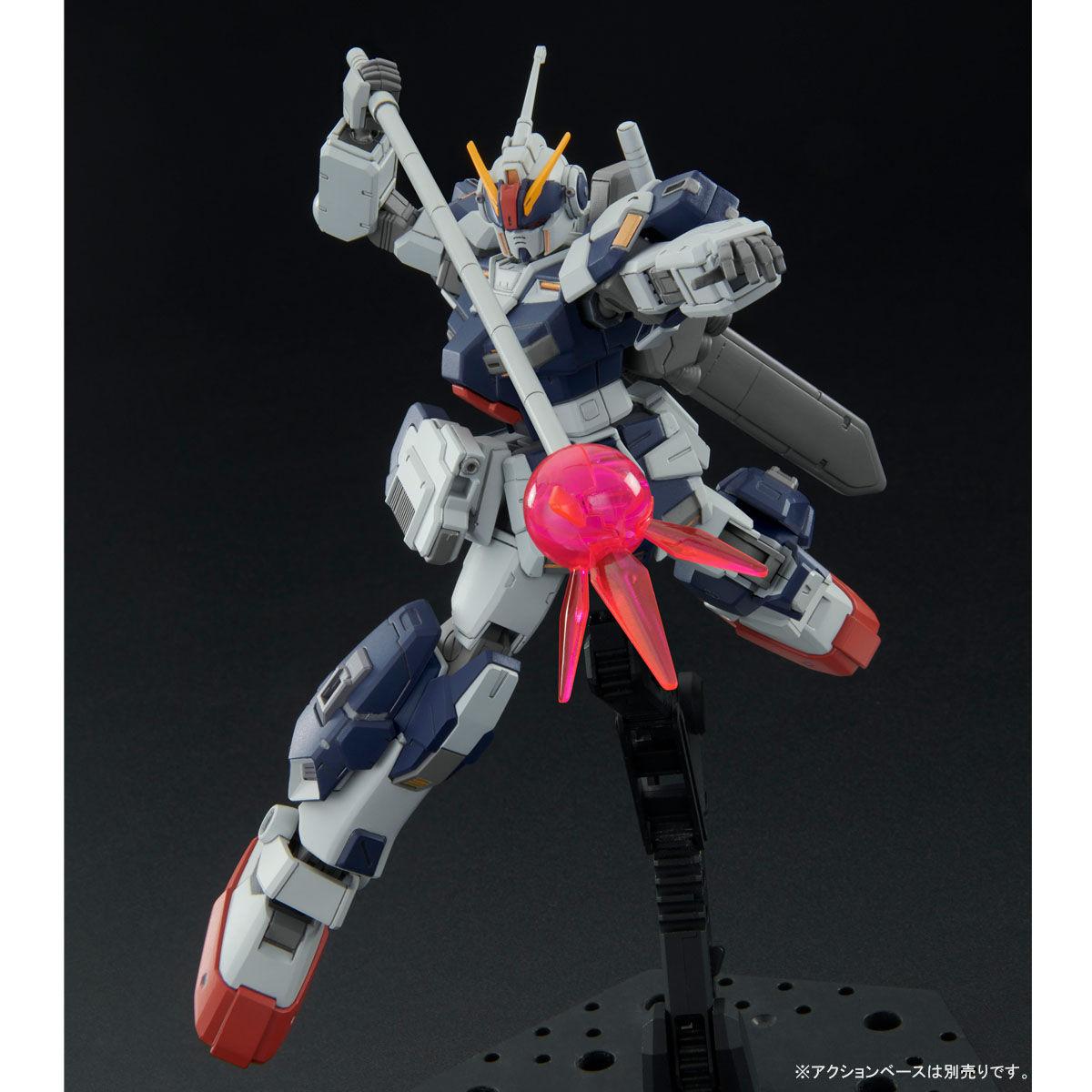 【限定販売】HG 1/144『ペイルライダー・キャバルリー』ガンダム外伝 ミッシングリンク プラモデル-005